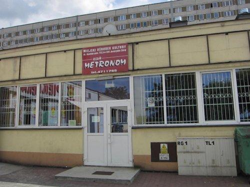 Klub Metronom, 2012