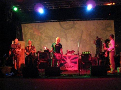 25 maj 2010, koncert pod hasłem Kryzys komunizmu, klub C.B.A.