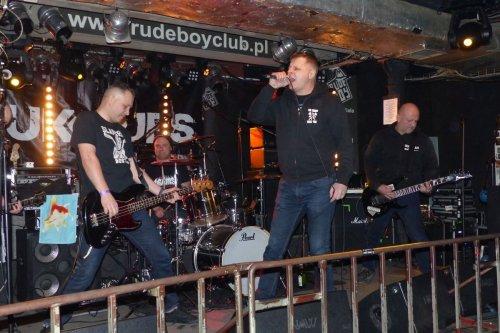 Uk Subs, Bulbulators, styczeń 2019, Bielsko-Biała, RudeBoy Club