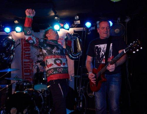 30-te urodziny Bulbulators w Pogłosie, grudzień 2019, na scenie Zygzak