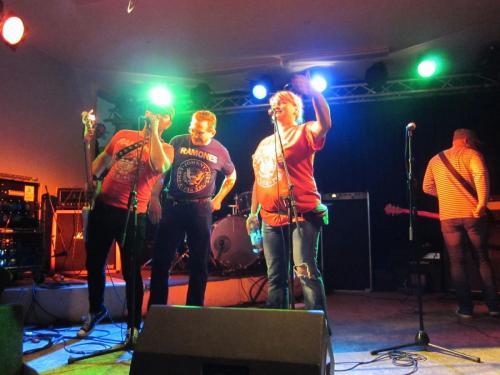 Ramones Party 04 2016