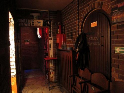 Stara Piwnica, bramka